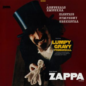 Frank Zappa Lumpy Gravy Primordial Vinyl