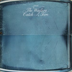 The Wailers Catch a Fire Vinyl